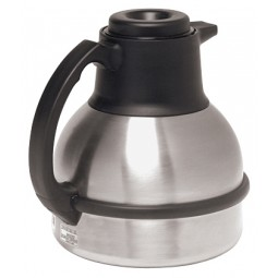 1.9 liter thermal carafe, black lid