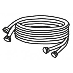 Condenser pre-charged tubing kit, 20' length