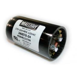 Hoshizaki starter capacitor