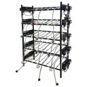 Assembled BIB Rack Systems