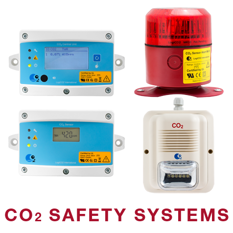 CO2 Safety Systems
